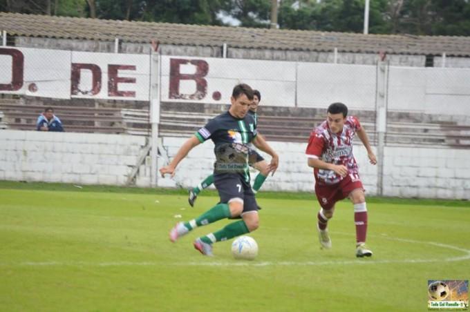 Los Andes ganaba 3 a 0 pero Defensores reaccionó y logró la igualdad