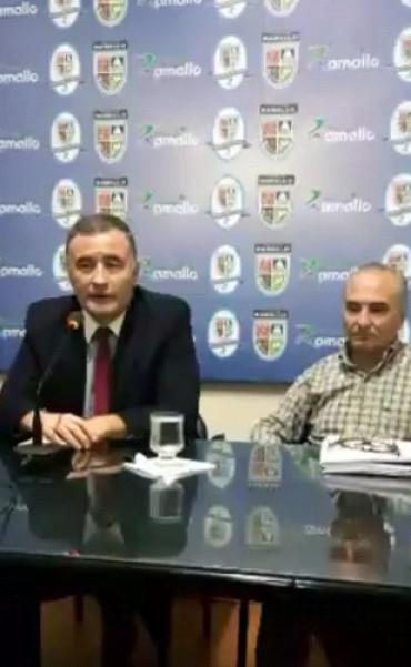 """Intendente Poletti """"Le hemos pedido a los concejales que nos den la posibilidad y podamos resolverlo"""""""