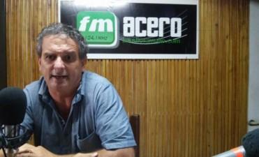 Larroucau vuelve a ocupar la Secretaría de Obras y Servicios Públicos