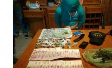 Cae banda dedicada a la venta de drogas
