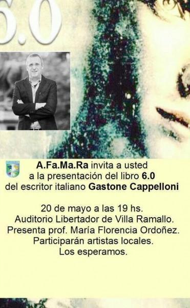 AFAMARA invita