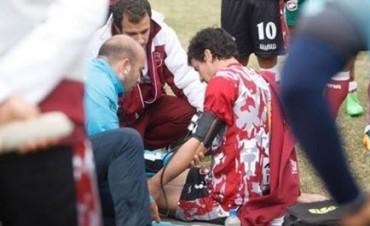 Por una bomba de estruendo que afecto a Mignaco se suspendió el partido entre Gutiérrez y Defensores