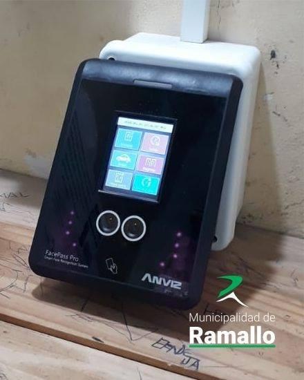 La Municipalidad de Ramallo Continúa Incorporando Nuevas Tecnologías