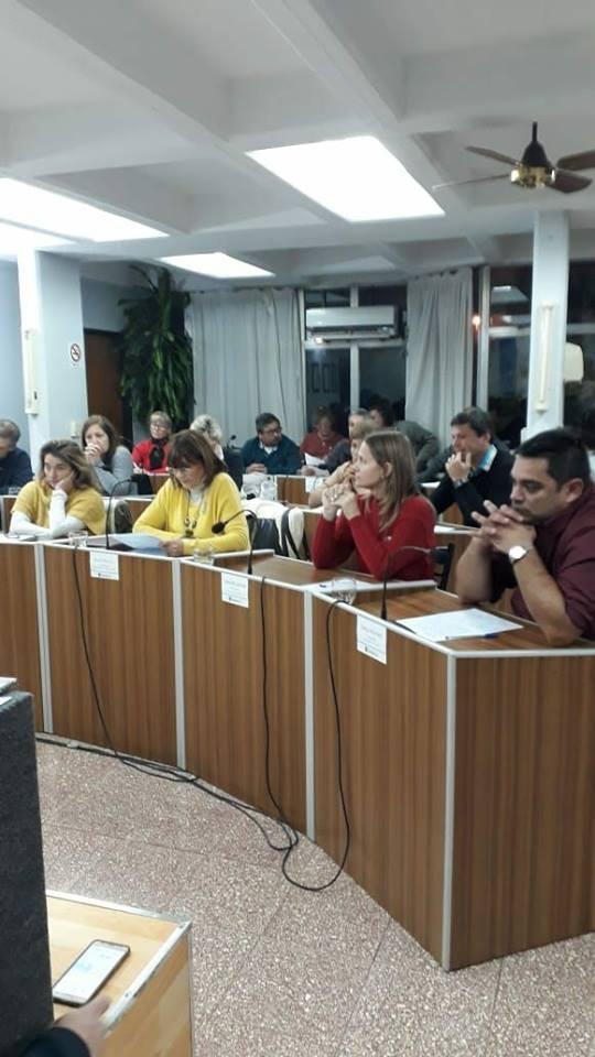 Cambiemos y 1 País rechazaron la rendición de cuentas de la administración central y del hospital Gomendio