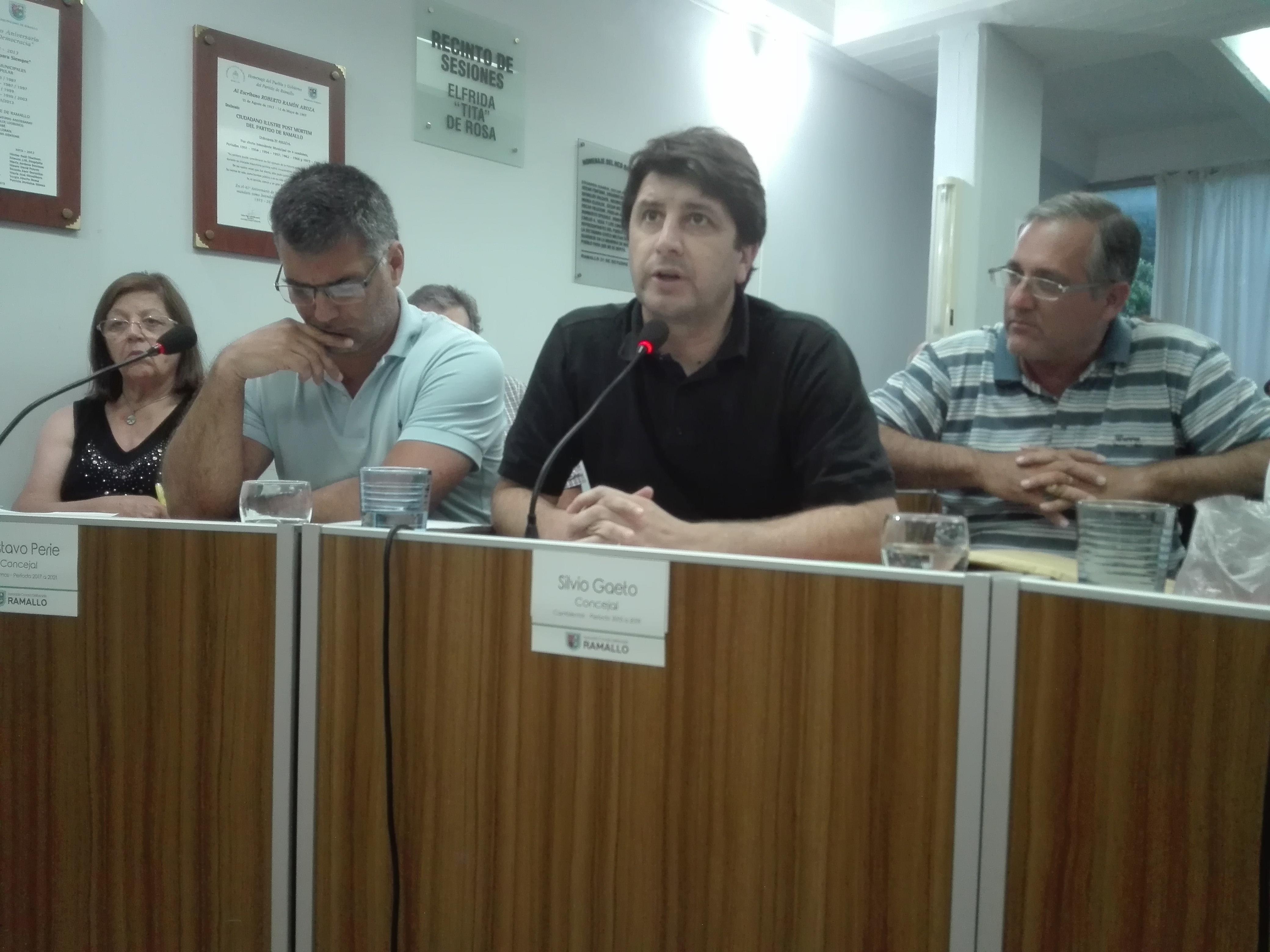 Gaeto 'La mayoría de los convencionales de la segunda sección van a apoyar la continuidad de Cambiemos'