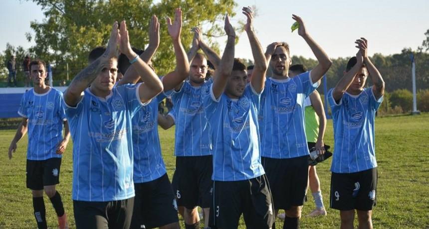 Social igualó con Argentino y sigue en la punta del Apertura
