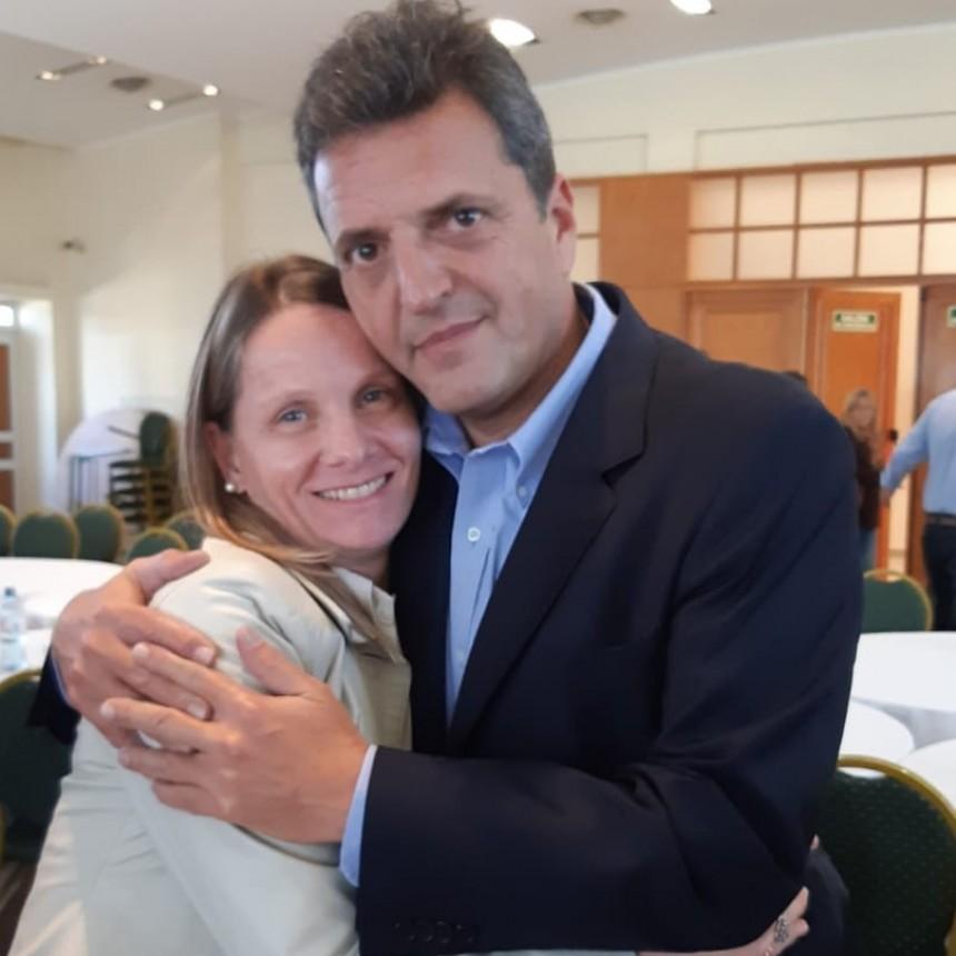 Ricciardelli: 'Si nuestro referente a nivel nacional, Sergio Massa se presenta a una candidatura, hay grande posibilidades de que sea candidata a intendente'