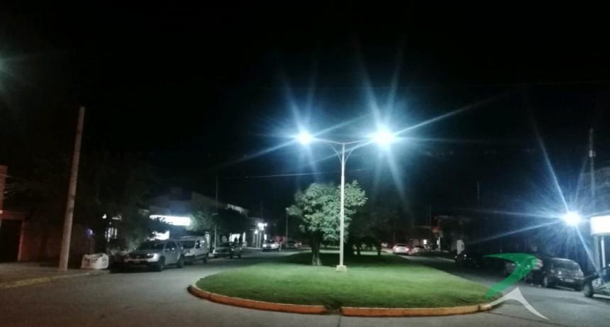 El gobierno local invierte en iluminación de bajo consumo