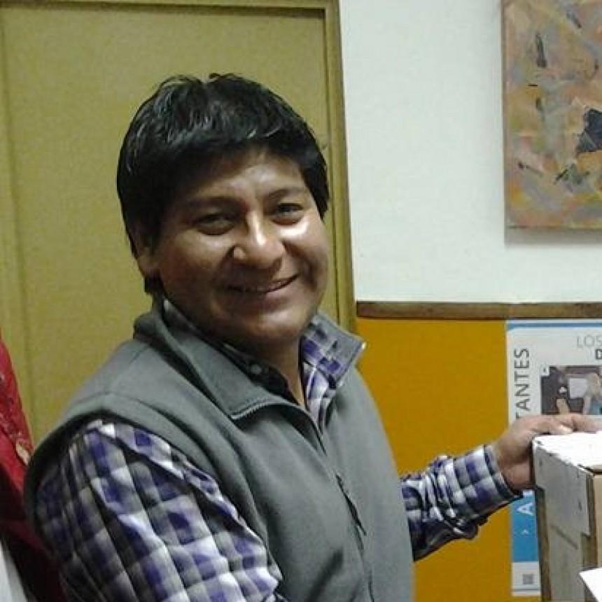 David Gutiérrez:  'Desde el frente izquierda somos una alternativa para los trabajadores'