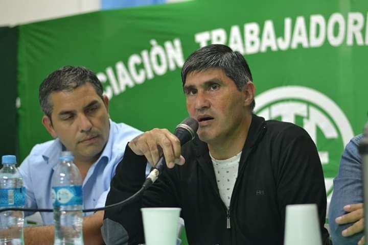 """Adrián Lescano  """"Estamos adhiriendo al paro nacional"""""""