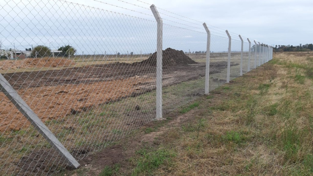 El gobierno local comenzó a realizar los trabajos de la EET 2 en Pérez Millán