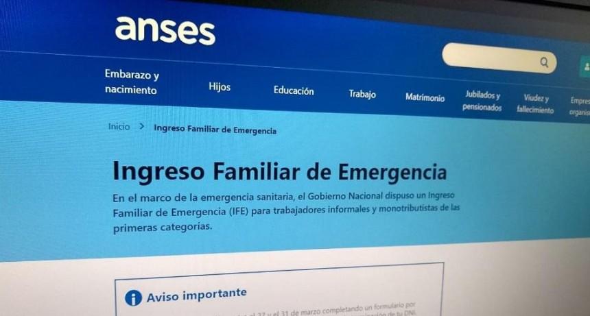 IFE: el gobierno nacional envía a Ramallo 35 millones de pesos