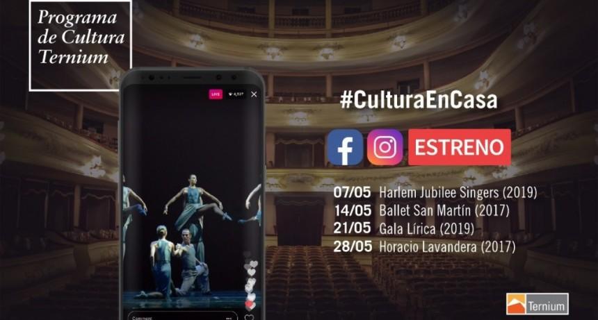 """""""Cultura Ternium en Casa"""""""