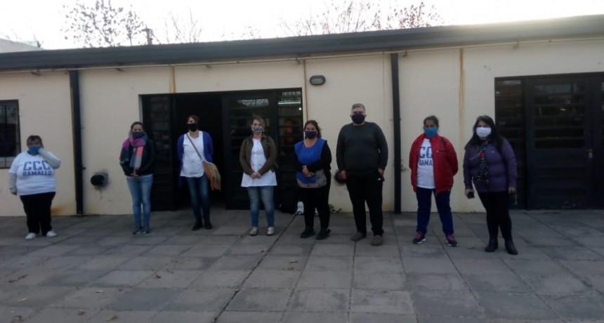 Se puso en marcha el programa Argentina Unida por Educación y Trabajo