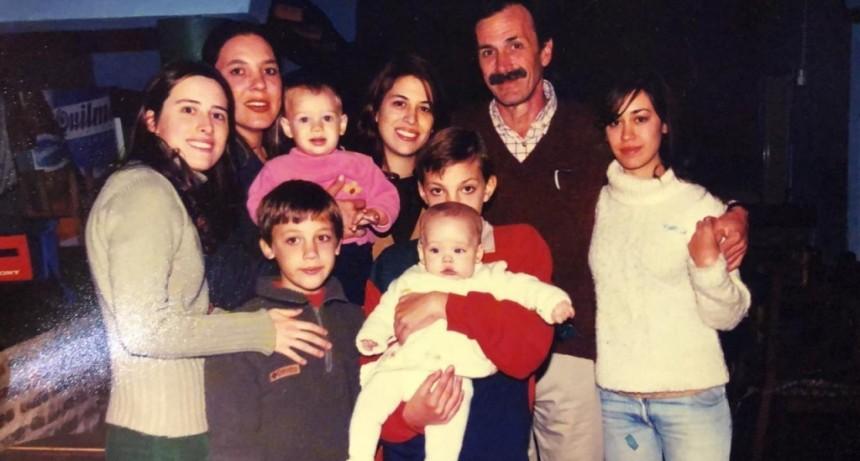 Jorge Salazar: el recuerdo de sus hijos