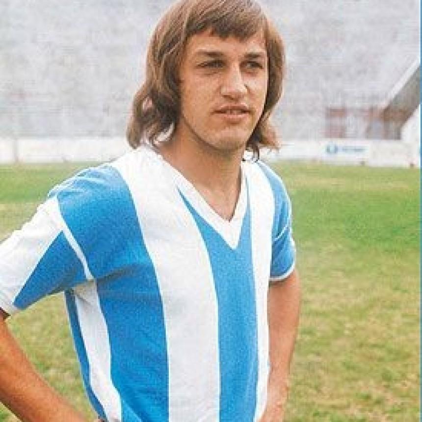 """Rubén Giordano: """"Siempre pienso que si no me hubiera lesionado, quizás habría integrado el plantel del mundial 78""""."""