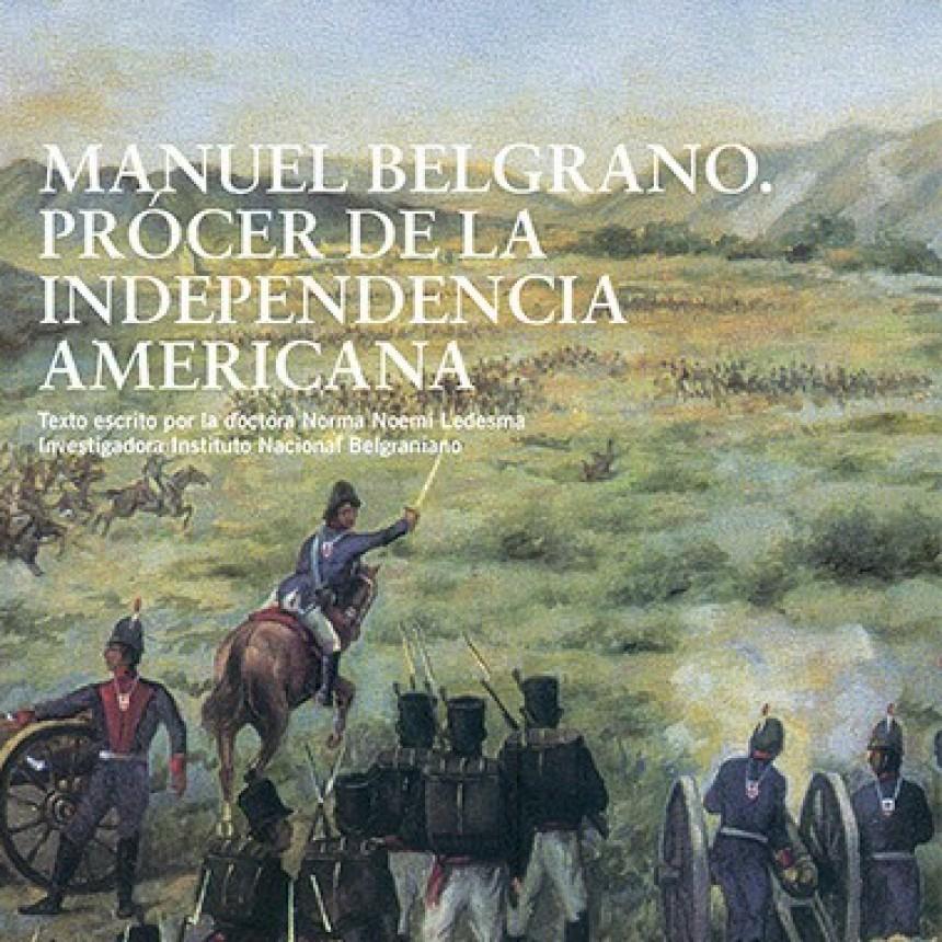 Concurso Historia Viva 2021- Gral. Manuel Belgrano.