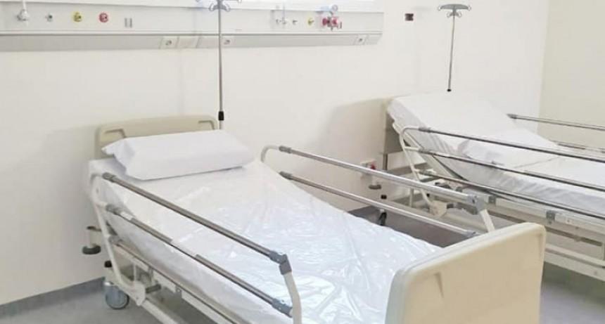 Hay preocupación por la cantidad de camas ocupadas en el hospital
