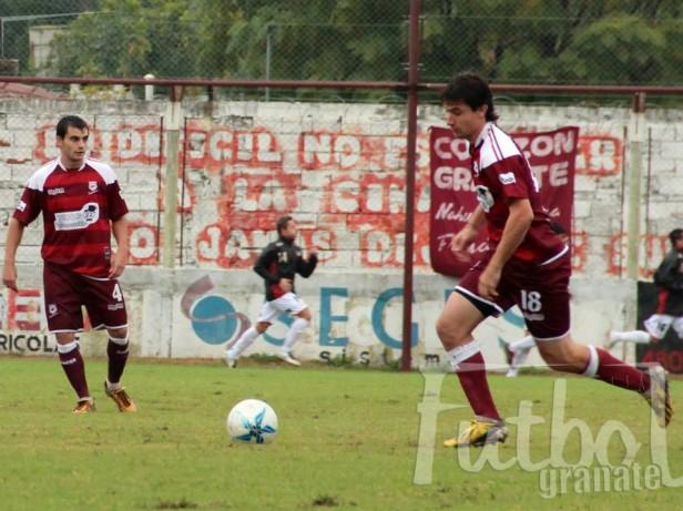 Flavio Ciampichetti a Quilmes