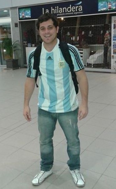 Un ramallense en Brasil…