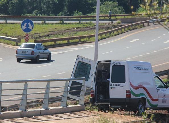 Rutas argentinas: advierten que hay 700 radares truchos