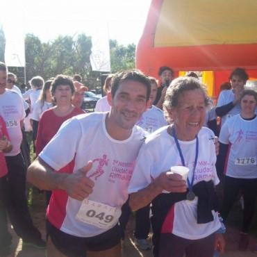 Cristian Rubiola ganó La Maratón Ciudad de Ramallo, Emanuel López el mejor de nuestra ciudad