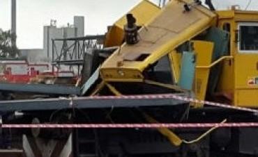 Accidente de alto riesgo en Acería