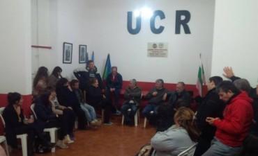 UCR: Operativo Clamor para que Santalla sea nuevamente candidato