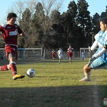Defensores perdió con Paraná y Rojo quedo solo en la punta