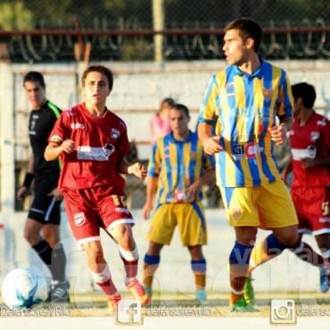 Defensores igualó 0 a 0 con Juventud Unida de San Luis