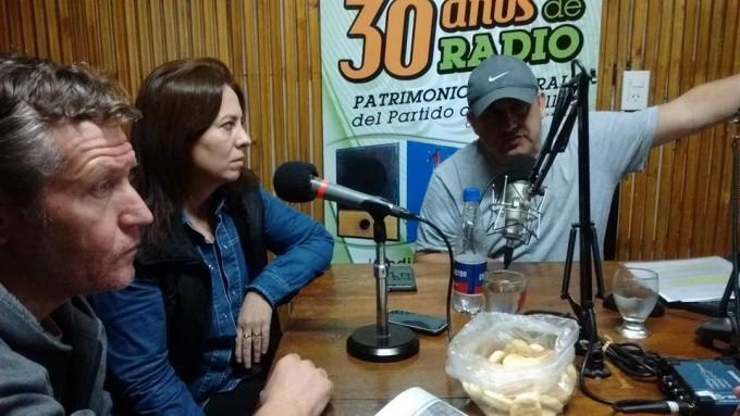 "ONG UPVA ""En diciembre entregamos una carpeta con proyectos para Ramallo, jamás se nos llamó por esos proyectos"""