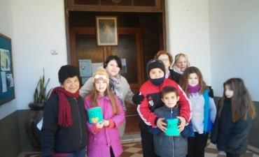 Se realiza la Colecta Anual de Caritas
