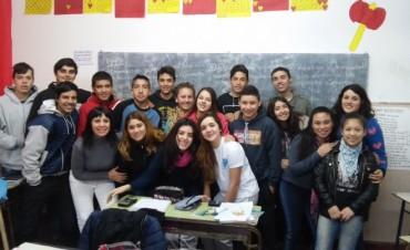 Escuela Media 1: Alumnos, docentes y un ejemplo para imitar