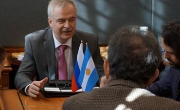 Rusia ingresará, con un puerto en Ramallo, en el negocio de la Hidrovía