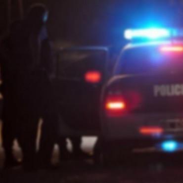 Detienen a tres personas en barrio Traverso