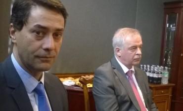 """Doctor Guillermo Misiano- Presidente PTP Group """"De la mano de Gazprom podrían venir otras empresas a la región"""""""