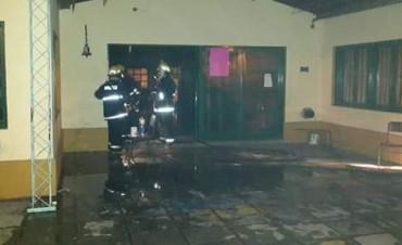 """Silvana Guerrina """"El incendio fue intencional"""""""