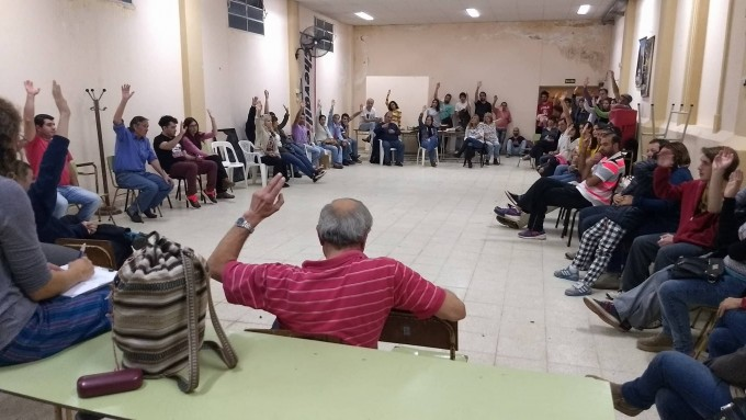 Asamblea Vecinal Ramallo