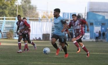 Defensores perdió 2 a 1 con Gutiérrez en Mendoza