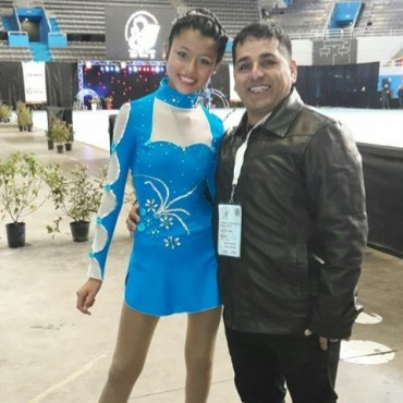 Mailen Yacuzzi Campeona Sudamericana