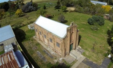 ¡Feliz Centenario Iglesia San Juan Bautista!
