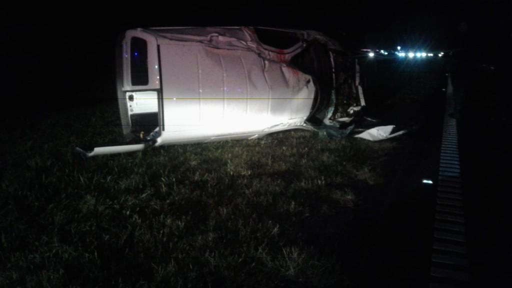 Muere un automovilista en ruta 9