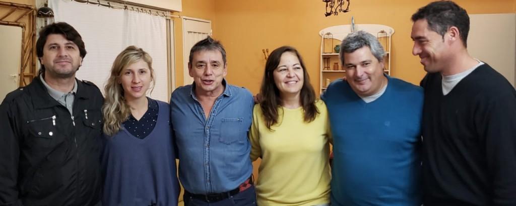Concejales radicales de la segunda sección piden por la reelección de Marcelo Dileo
