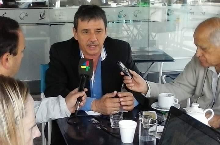 Dileo  «Estoy de acuerdo con la designación de Pichetto en la fórmula presidencial»