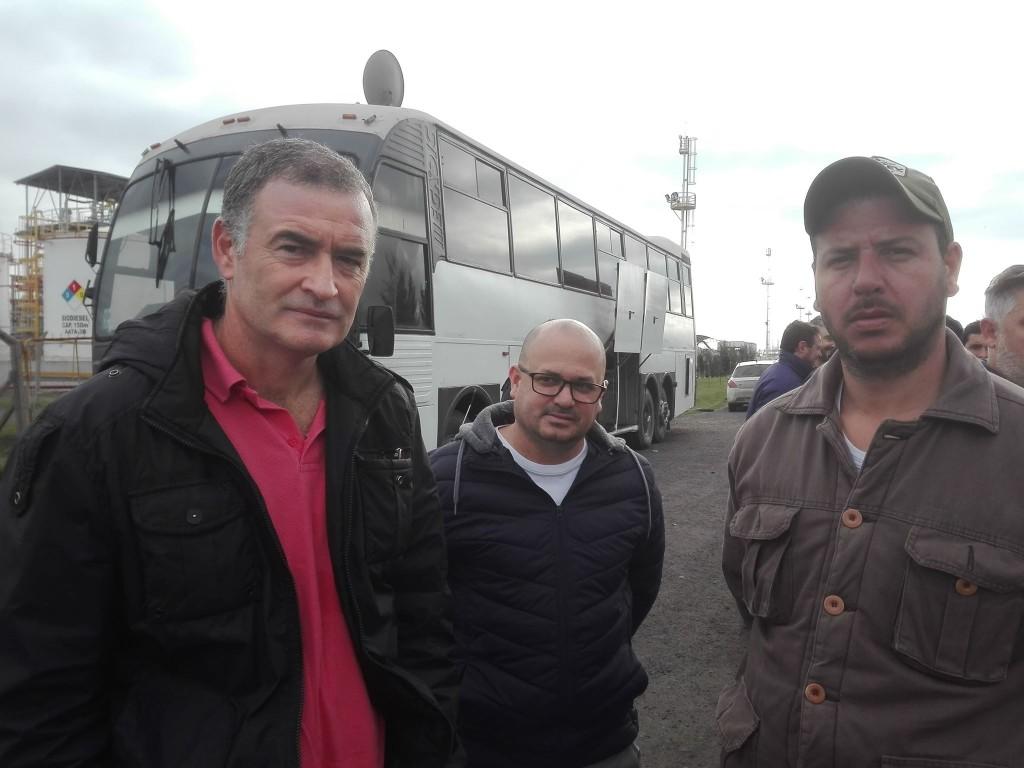 Poletti 'Este conflicto se tiene que resolver en el Ministerio de Trabajo no desalojando a los trabajadores por la fuerza'