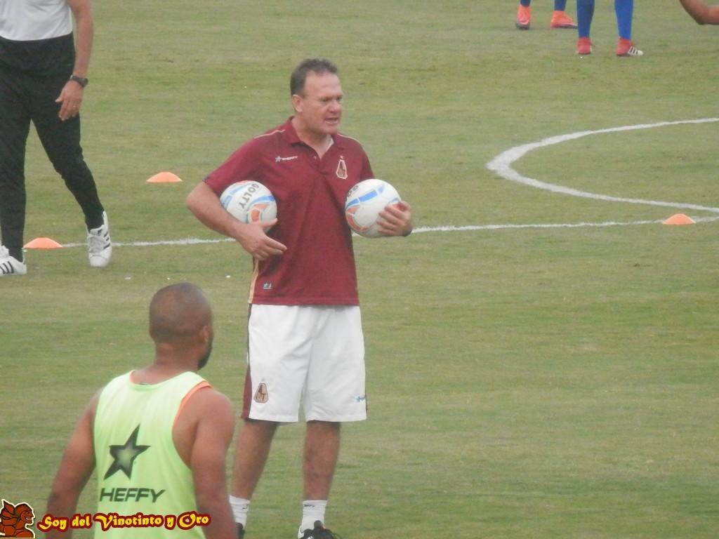 Cesar Vaioli es el nuevo técnico de Los Andes