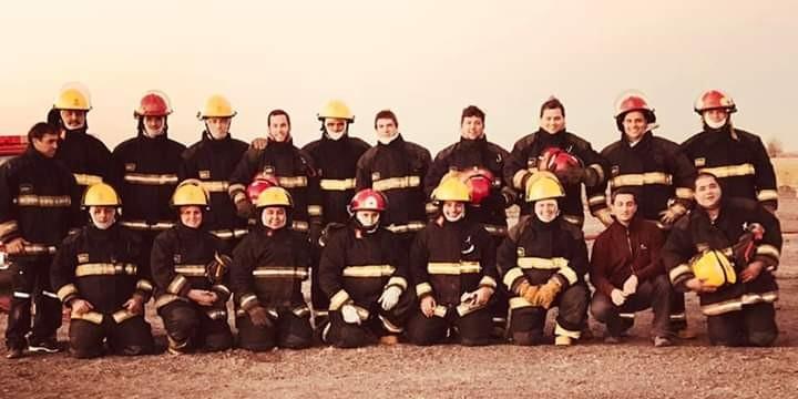 Los bomberos voluntarios de Ramallo realizarán una recorrida con sus móviles