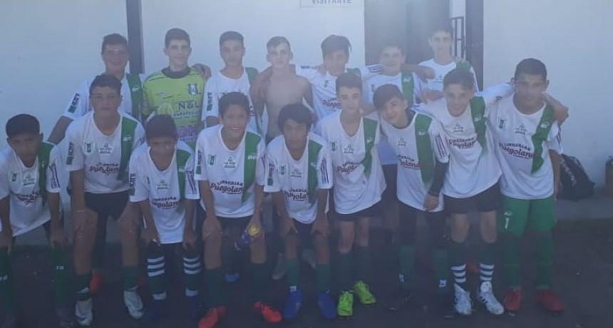 Los Andes se consagró campeón por primera vez  en inferiores