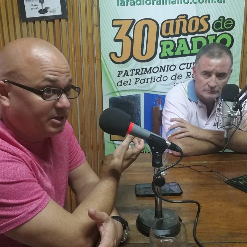 Poletti, Torri, Cejas, Mansilla candidatos por el Frente de Todos