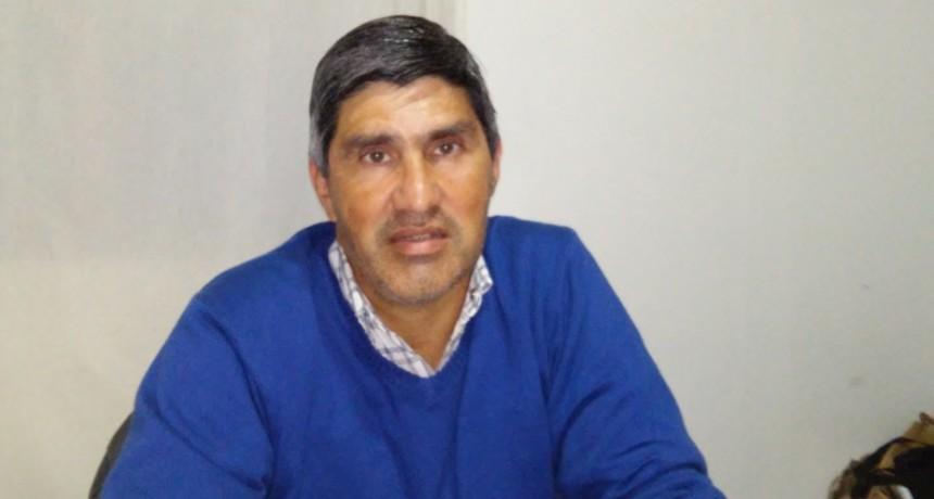 Lescano 'Estamos atravesando una de las etapas más difíciles de la historia'